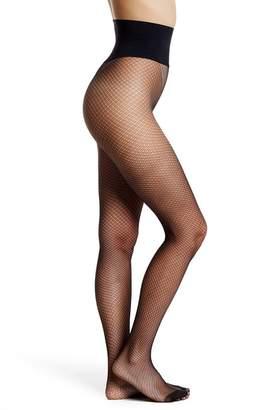 Commando Double Net Crochet Tights