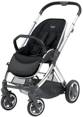 babystyle Oyster 2 Chassis Pushchair Without Hood - Mirror Finish