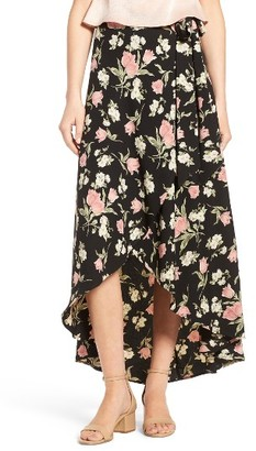 Women's Soprano Wrap Skirt $49 thestylecure.com