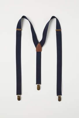 H&M Suspenders - Blue