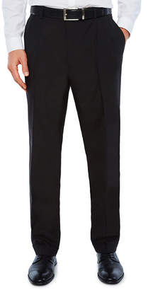 STAFFORD Stafford Classic Fit Pleated Pants
