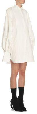 Burberry Burberry Oversized Shirt Dress