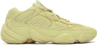 Yeezy Yellow 500 Sneakers