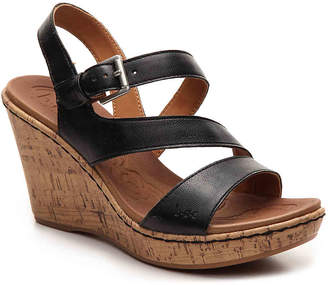 b.ø.c. Schirra Wedge Sandal - Women's