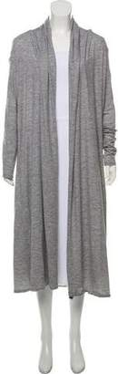 The Row Cashmere Open Front Cardigan