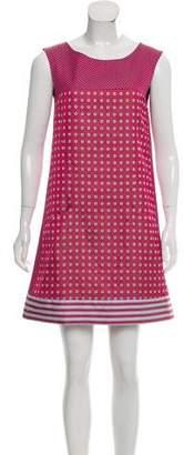 Philosophy di Alberta Ferretti Shift Mini Dress