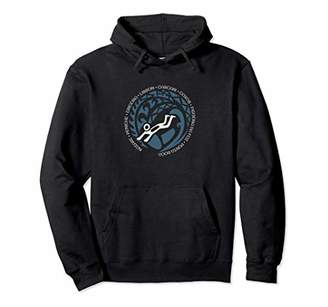 Portugal Body Surfing Hoodie Top Lovers Surf Fans