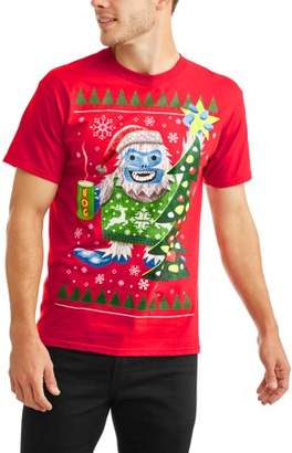 Pop Culture License Yeti Sweater Shirt, 2XL