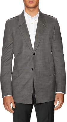 Paul Smith Men's Wool Shoulder Dart Sportcoat