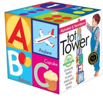 Eeboo Alphabet Tower