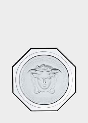 Versace Medusa Lumiere Glass coaster