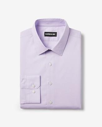 Express Extra Slim Solid Stretch Shirt