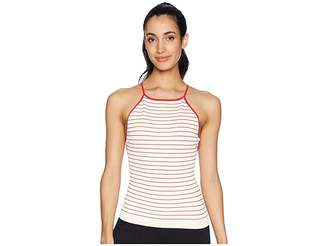 Free People Movement Striped New Dawn Tank Top Women's Sleeveless