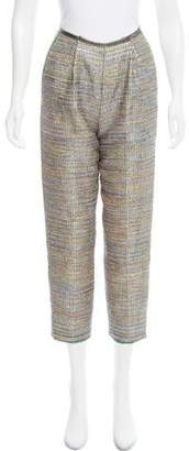 Marc Jacobs High-Rise Cropped Pants