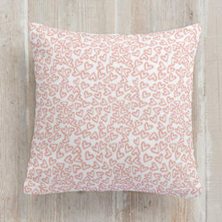 first crush Self-Launch Square Pillows