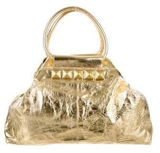 Marc Jacobs Metallic Embellished Handle Bag