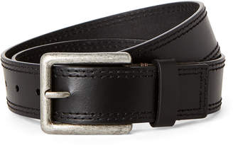 Calvin Klein Jeans Black Basic Jeans Belt