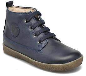 Kids's Falcotto 1196 Hi-top Lace-up Shoes in Blue