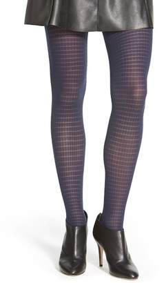 Wolford Aileen Sheer Grid Tights