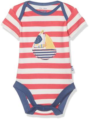 Kite Baby Boys' Sailing Bodysuit Red 0-3 Months