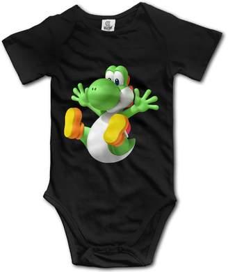 maifeng Infant Yoshi Funny Onesies Bodysuits