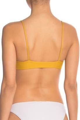 Mikoh Kaloko Knot Front Bikini Top