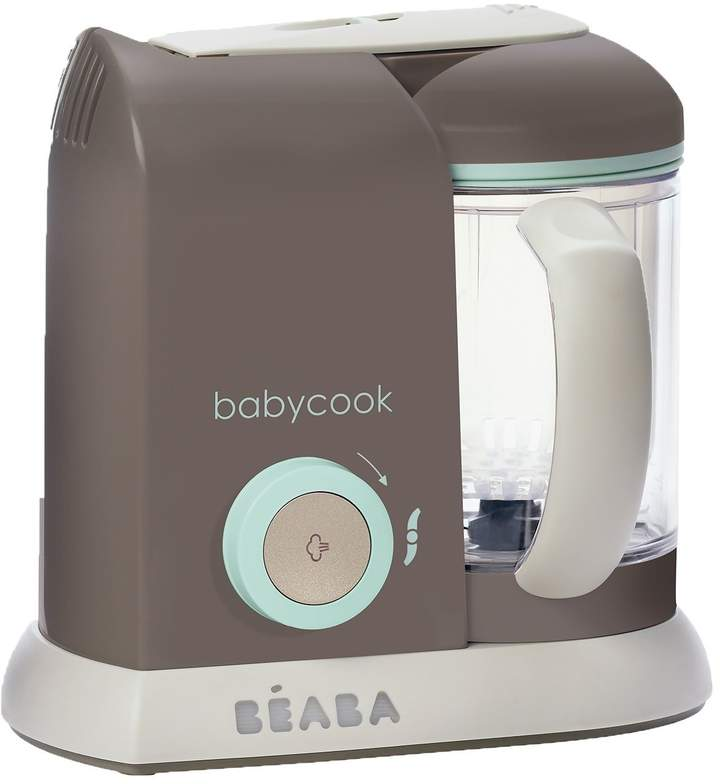 Beaba Babycook 4 in 1 Steam Cooker and Blender, 4.5 cups, Dishwasher Safe