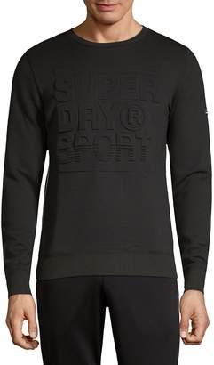 Superdry Men's Gym Tech Crew Sweater