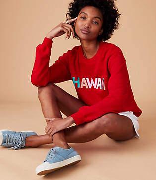 Lou & Grey Rxmance Hawaii Sweatshirt