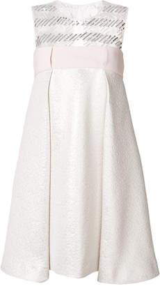 Mantu sequin detail dress