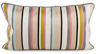 Mackenzie Childs MacKenzie-Childs Patisserie Stripe Pillow