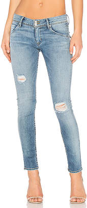 Hudson Jeans Collin Midrise Skinny $220 thestylecure.com