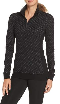 Icebreaker Affinity Thermo Long Sleeve Half Zip Pullover