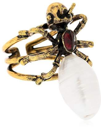 Alcozer & J Ant Pearl Ring