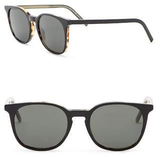 Tomas Maier 51mm Square Sunglasses