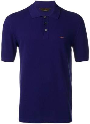 Ermenegildo Zegna XXX short-sleeve polo top