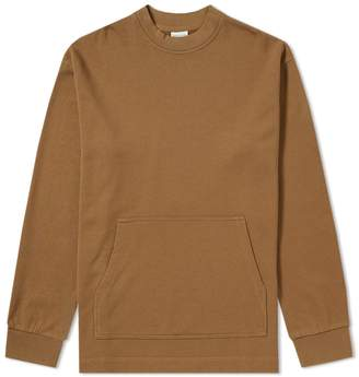 Dries Van Noten Oversized Pocket Crew Sweat