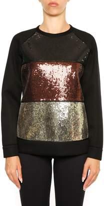 N°21 Sweatshirt With Sequins