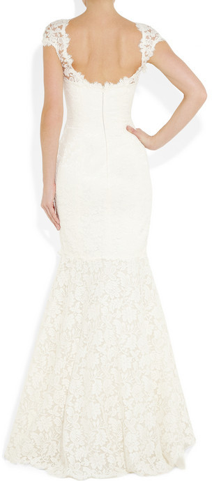 Temperley London Bellerose lace dress
