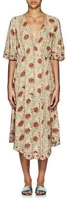 Natalie Martin Women's Coco Floral Midi-Dress