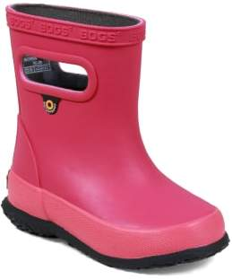 Bogs Skipper Solid Rubber Rain Boot