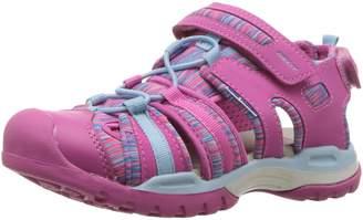 Geox Girls' Borealis 8 Sandal