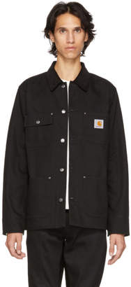 Carhartt Work In Progress Black Michigan Jacket
