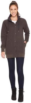 Woolrich West Creek Long Jacket Women's Coat