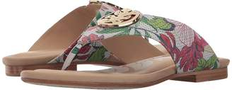 Tommy Bahama Floral Palms Women's Sandals