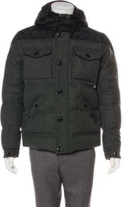 Moncler République Quilted Down Jacket
