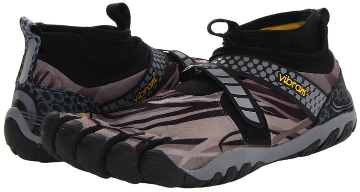 Vibram FiveFingers Lontra (Grey/Black) - Footwear