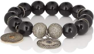 Carole Shashona Women's Imperial Yin Eye Bracelet