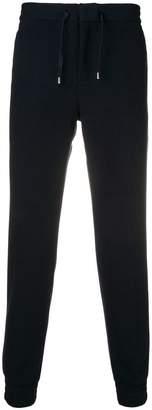 Emporio Armani drawstring track trousers
