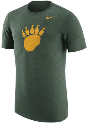 Nike Men's Baylor Bears Vault Logo Tri-Blend T-Shirt